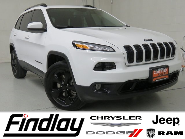Jeep Certified Pre-Owned >> Certified Pre Owned 2018 Jeep Cherokee Altitude 4d Sport Utility In