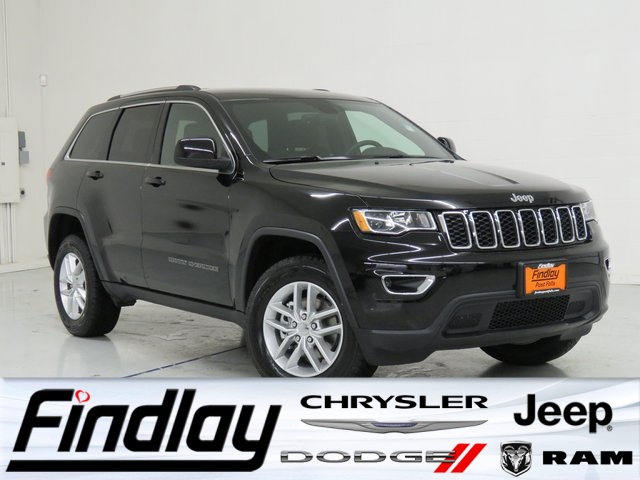 New 2018 JEEP Grand Cherokee Laredo