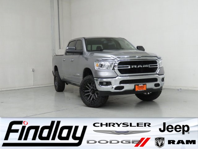 New 2019 Ram All New 1500 Big Horn Lone Star Crew Cab In Post Falls