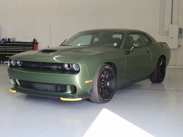 New 2018 Dodge Challenger Srt Hellcat Coupe In Post Falls D180174