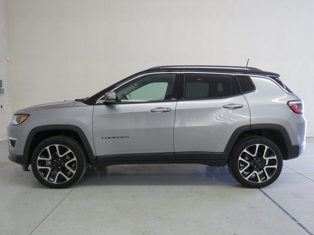 New 2017 Jeep Compass Limited Sport Utility In Post Falls J170406