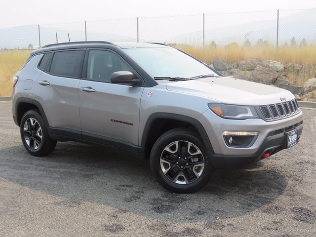 new 2017 jeep compass trailhawk sport utility in post falls j170389 findlay chrysler dodge. Black Bedroom Furniture Sets. Home Design Ideas