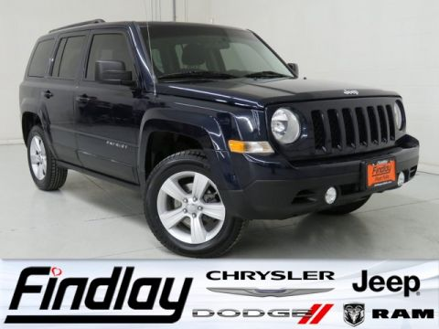 Pre-Owned 2013 Jeep Patriot Sport