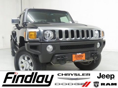 Pre-Owned 2009 Hummer H3T Base