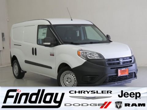 New 2018 RAM ProMaster City® Tradesman